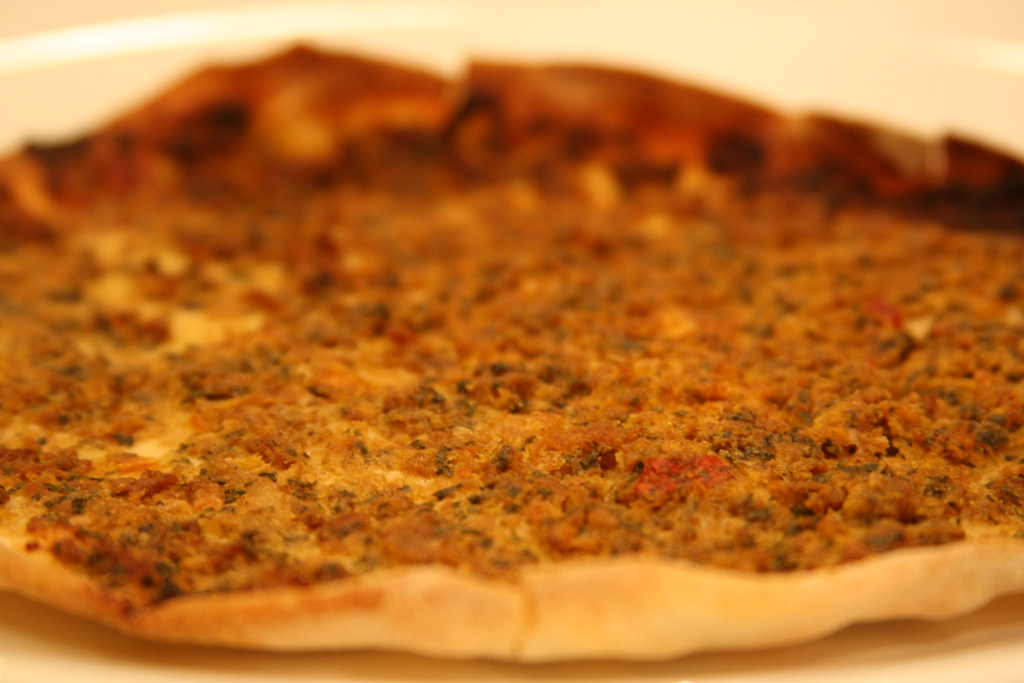 lebanese pizza