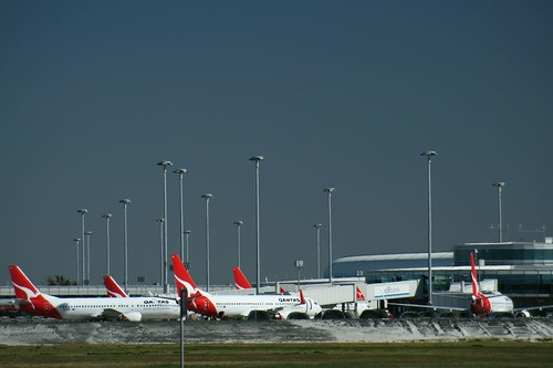Brisbane Airport Soars as One of Australia's Busiest Airports