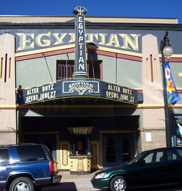 Ring in the holidays with this beloved Egyptian Theatre Christmas tradition! This Emmy-Award winning composer imparts the joyful holiday spirit to you and your family with traditional holiday favorites and original music to an intimate crowd.