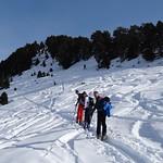 Skitour Roggenstock Feb 17'