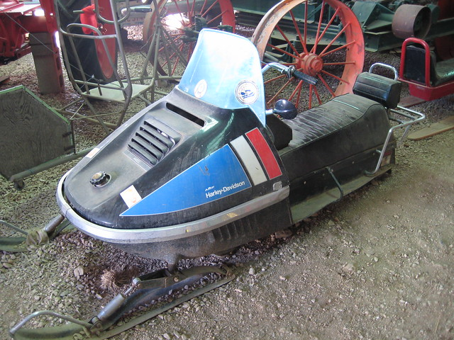 Harley Davidson Snowmobile For Sale Craigslist Massachusetts