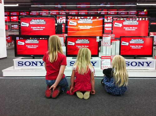I nuovi televisori