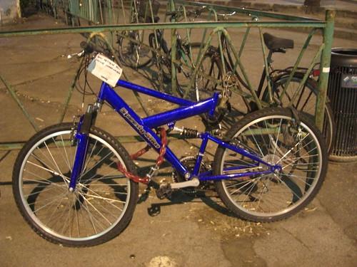 S punti di vista for Interno coscia bicicletta