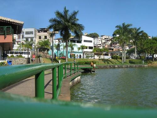 today at Dique do Tororó