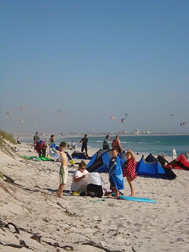 Bloubergstrand Beach