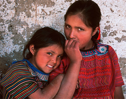 Girls from Todos Santos
