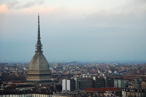 Torino - Panorama dal Monte dei Cappuccini - 03 - 09.12.07