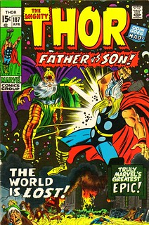 Marvel - Thor - No.187 - April,1971