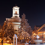 winter in Poprad