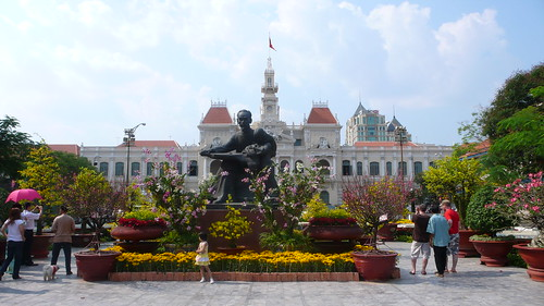 Saigon People's Committee Building