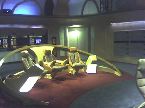 Star Trek - Enterprise D Bridge Set