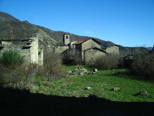 borgo di Castiglioncello - firenzuola (fi)  - vecchio paese
