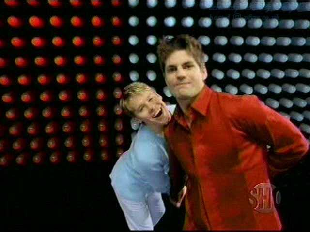 Mine the Gale harold randy harrison naked shaking, support