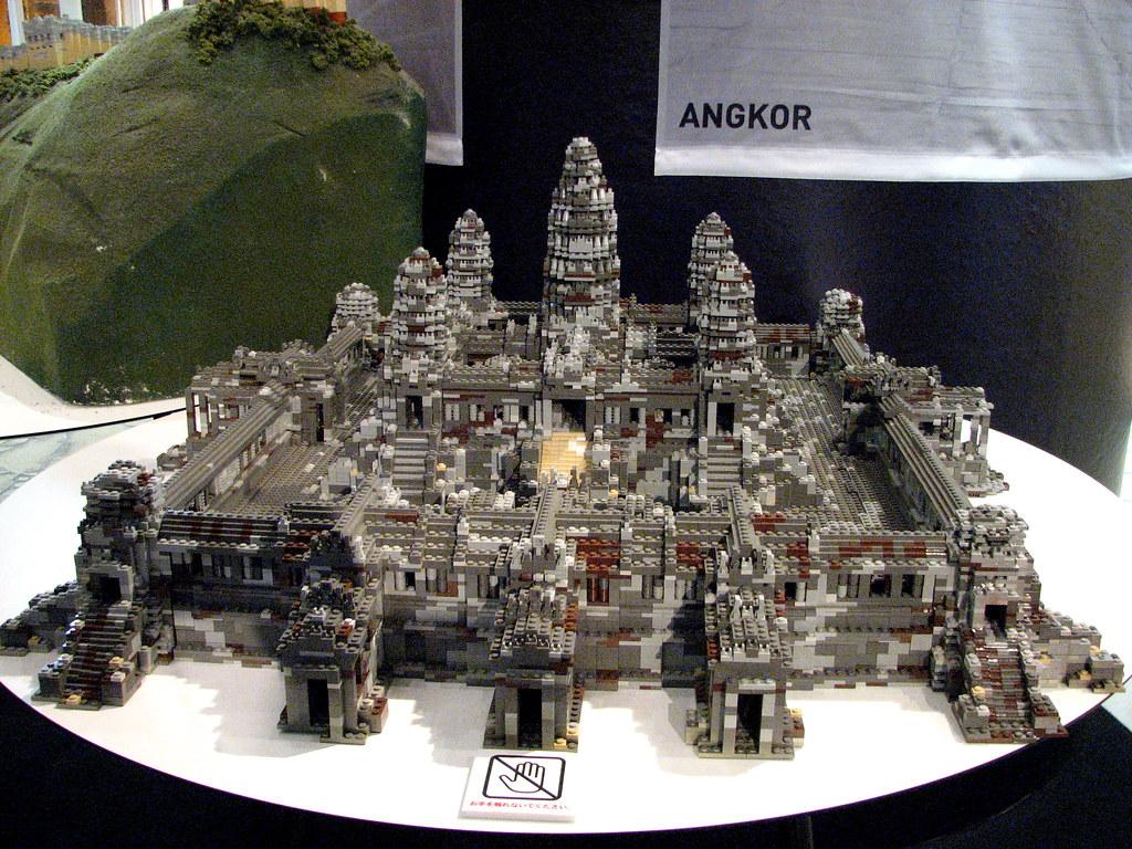 Έκθεση LEGO της Unesco για την επέτειο των 40 χρόνων της 2483689227_7700072cb2_b