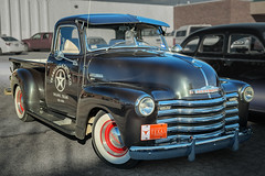 Chevrolet 3100 (Cars & Coffee of Hendersonville NC)
