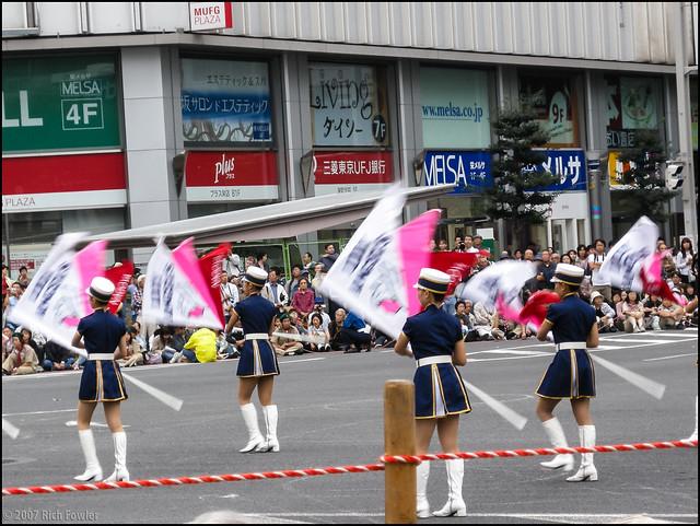 Nagoya Fire Bureau Marching Band 4