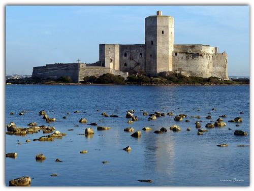 italy panorama landscape photo mediterranean mediterraneo italia mare castello sicilia paesaggio marenostrum pansonic colombaia photonature trapanesi drepanum dmcfz28 panasoniclumixdmcfz28 lumixfz28 castellocolombaia