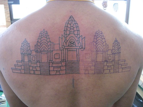 images and places pictures and info angkor wat tattoo design. Black Bedroom Furniture Sets. Home Design Ideas