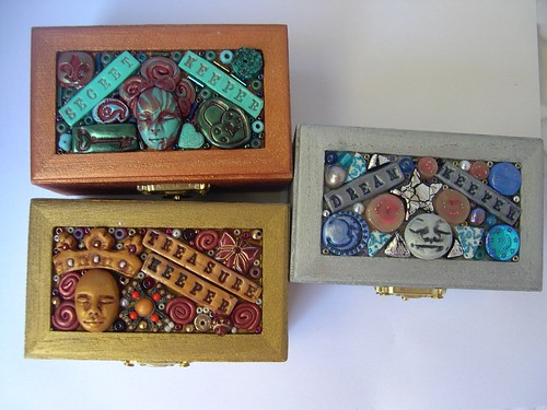 keeper mosaic boxes