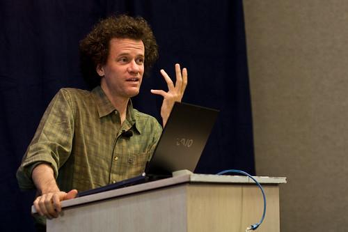 Yann Martel, Life of Pi presentation