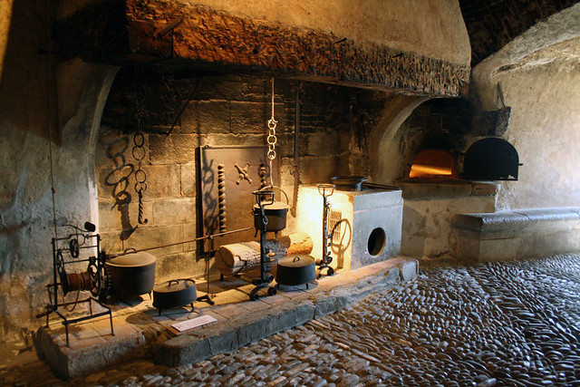 Medieval Kitchen A Gallery On Flickr