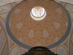 Cúpula Capilla de San Agustín