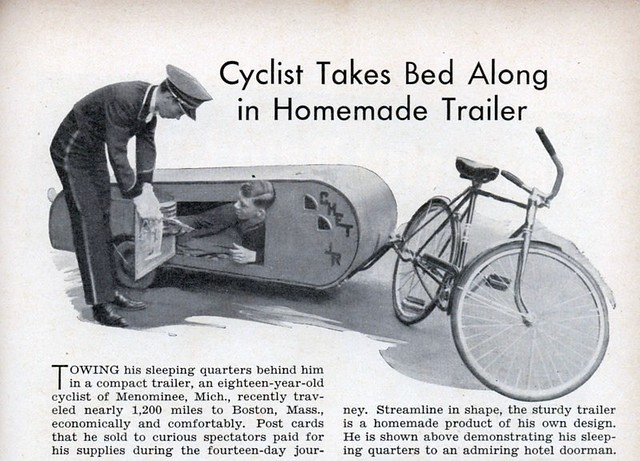 Bicycle Trailers A Gallery On Flickr