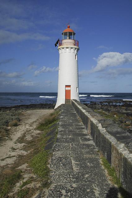 Lighthouse, Griffith Island