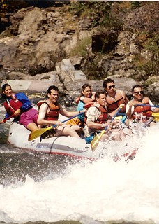 White Water Rafting 1995