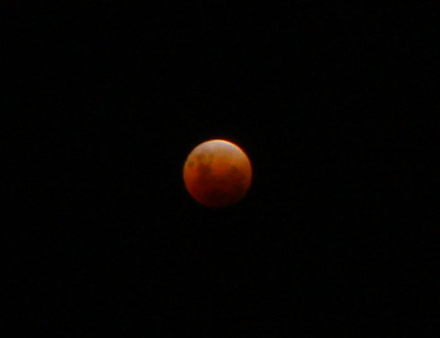 2008 Lunar Eclipse