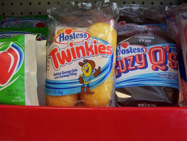 Twinkies & Suzy Q's