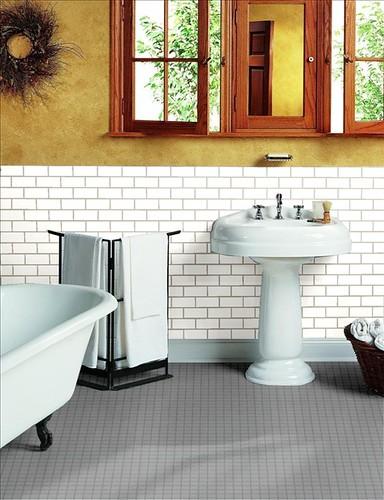 Hallway flooring ideas hallway flooring durable cork for Bathroom remodel simulator