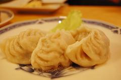 海鮮入りゆで餃子(銀座園・宇都宮市)