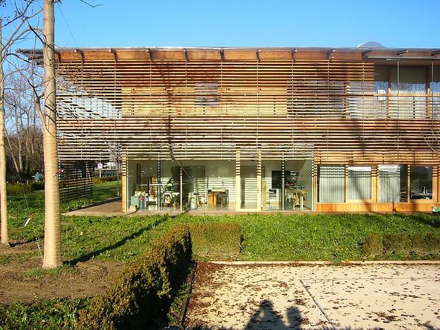 Herzog and deMeuron- Rehab Basel, 1998-2001 | Flickr - Photo Sharing!