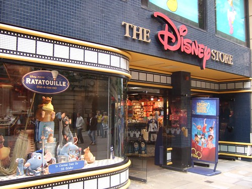 Disney Store Manchester