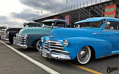 That Chevy lineup, tho!