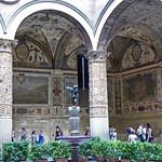 2016.09.12.132 FLORENCE - Palazzo Vecchio, première cour ou cour de Michelozzo