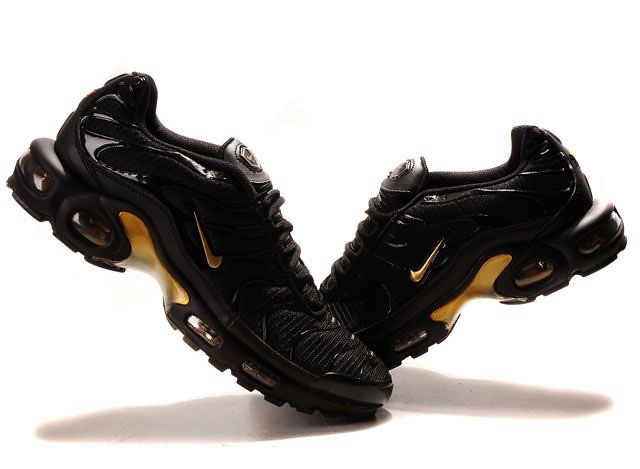 lowest price 29404 68270 nike air max tn black gold shoes www.nikefair.com | www.nike ...