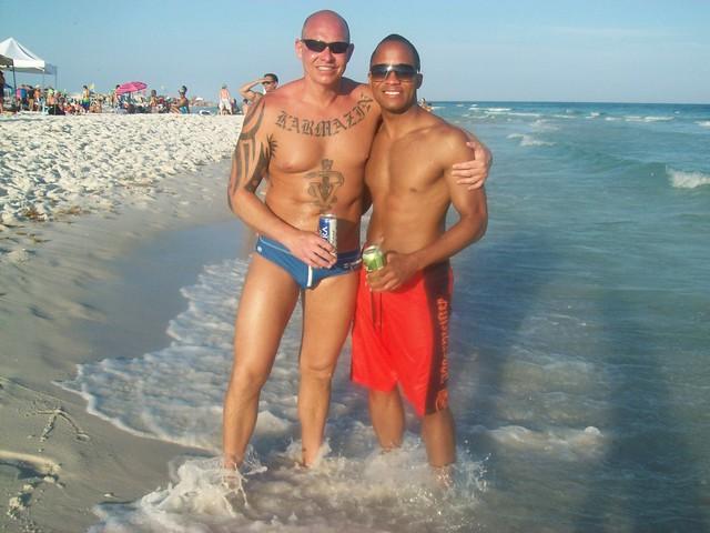 pensacola Nude florida beach