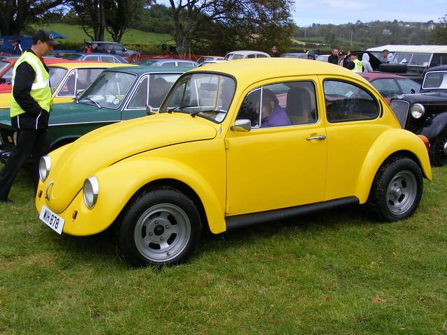 Kerrykeel Vintage Rally 2011 - Volkswagen Beetle | Flickr ...