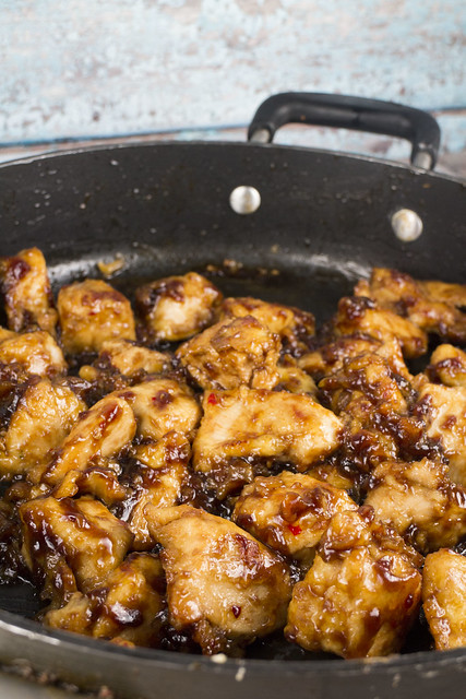 Chinese Takeout  General Tso's Chicken_1
