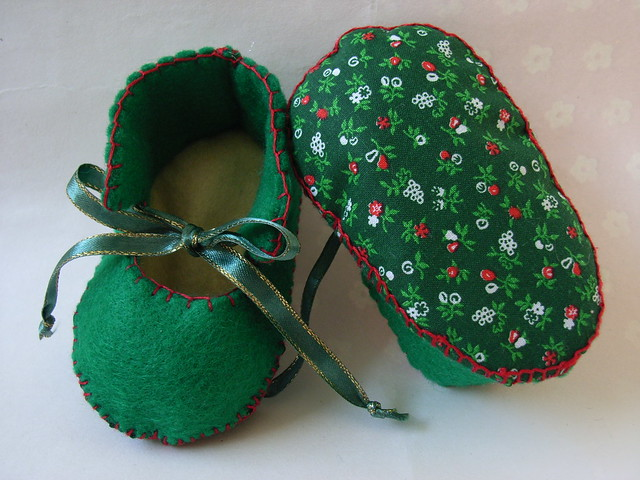 Handmade Baby Shoes Pattern Free