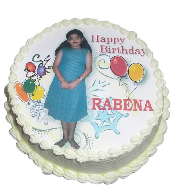 Cake Images Print : Personalized Photo Print cake Flickr - Photo Sharing!