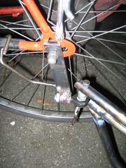 bike trailer photo