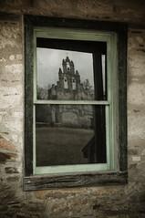 Reflection of Mission San Juan