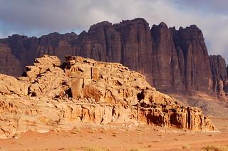 Jebel Qatar, Wadi Rum