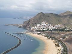 Playa de las Teresitas view #2