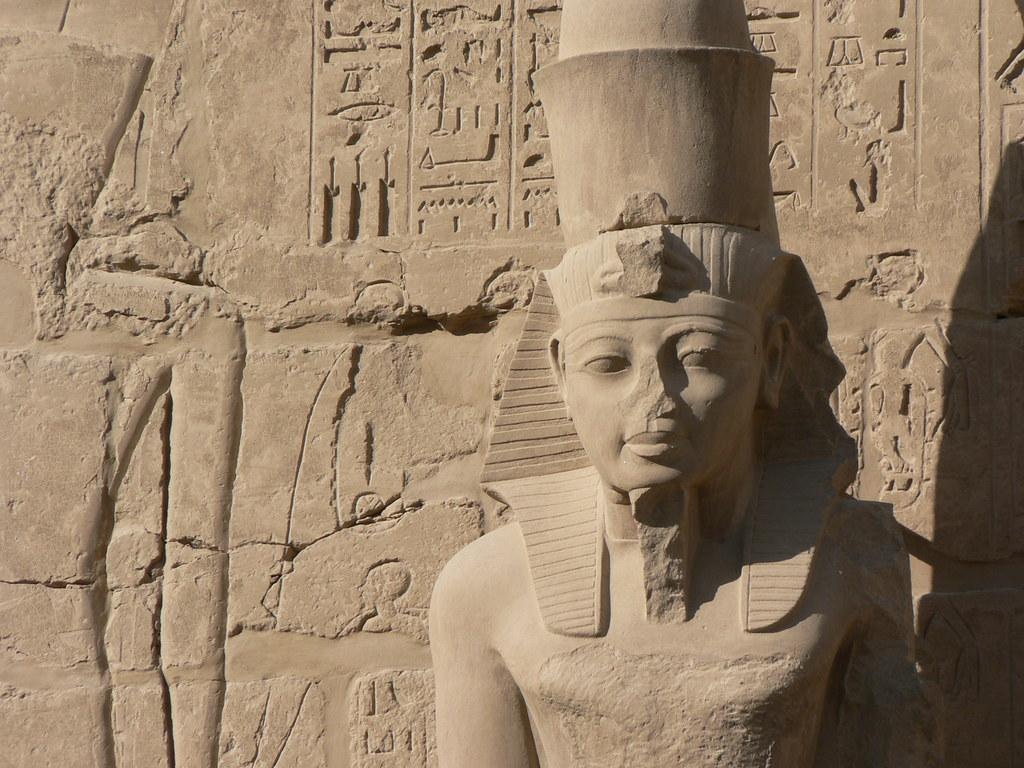 Templo de Karnak, Egipto. Foto: John Tomas