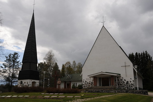 church finland kyyjärvi