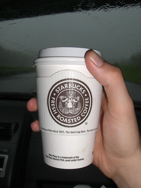 Starbucks Logo on a Cup | Explore justgrimes' photos on ...